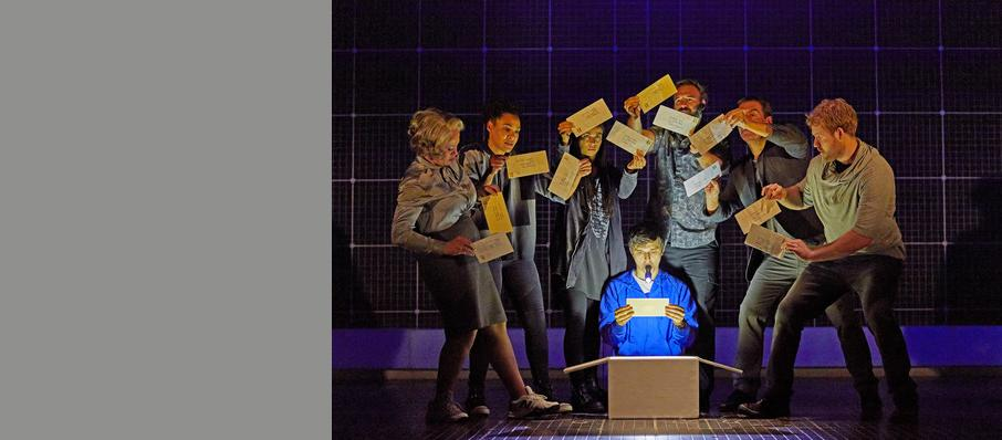 The Curious Incident of the Dog in the Night Time, Troubadour Wembley, Sheffield