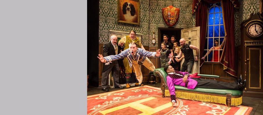 The Play That Goes Wrong, Duchess Theatre, Sheffield