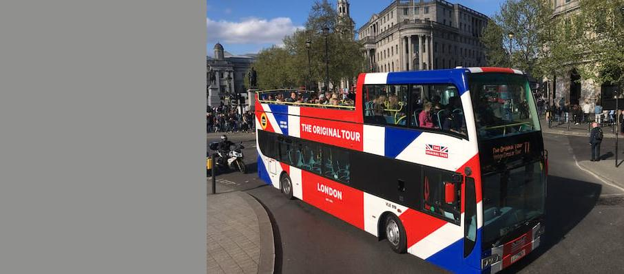 Original London Sightseeing Tour, The Original London Visitor Centre, Sheffield