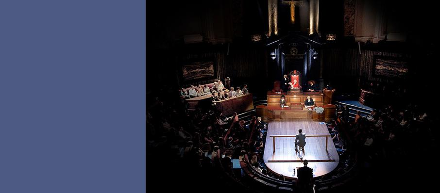 Witness for the Prosecution, London County Hall, Sheffield