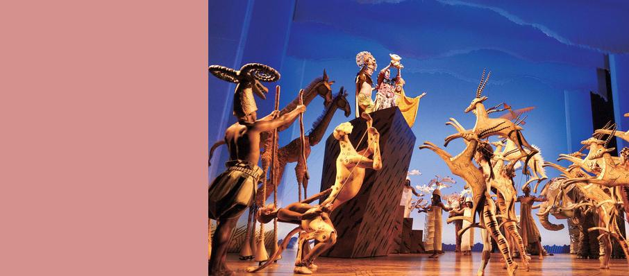 Lion King, Lyceum Theatre, Sheffield
