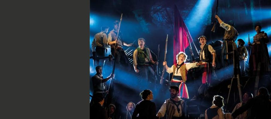 Les Miserables, Sondheim Theatre, Sheffield