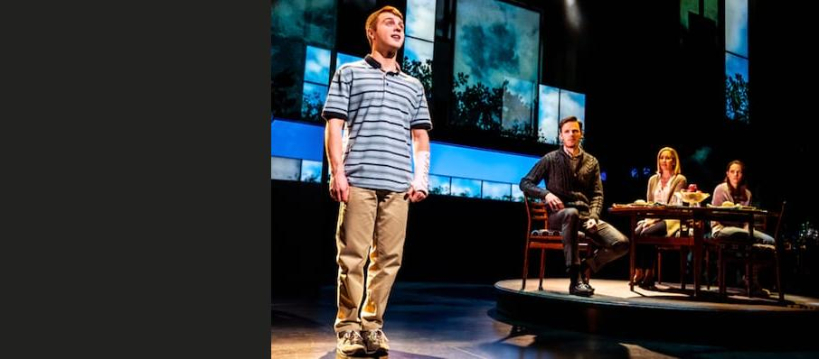 Dear Evan Hansen, Noel Coward Theatre, Sheffield
