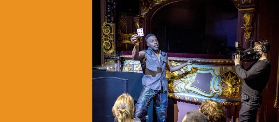 Magic Goes Wrong, Vaudeville Theatre, Sheffield