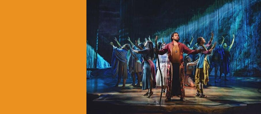 The Prince of Egypt, Dominion Theatre, Sheffield