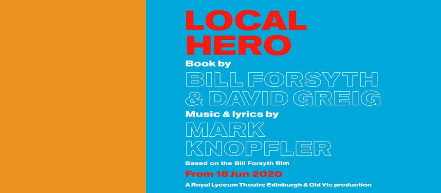 Local Hero, Old Vic Theatre, Sheffield