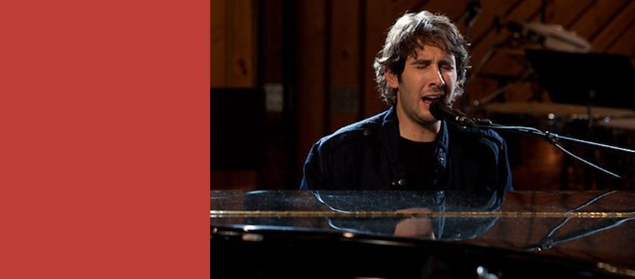 Josh Groban An Intimate Concert Event, Virtual Experiences for London, Sheffield