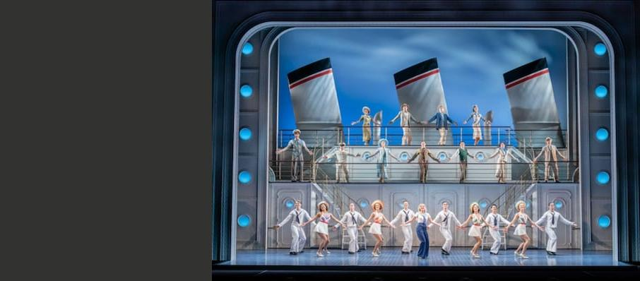 Anything Goes, Barbican Theatre, Sheffield