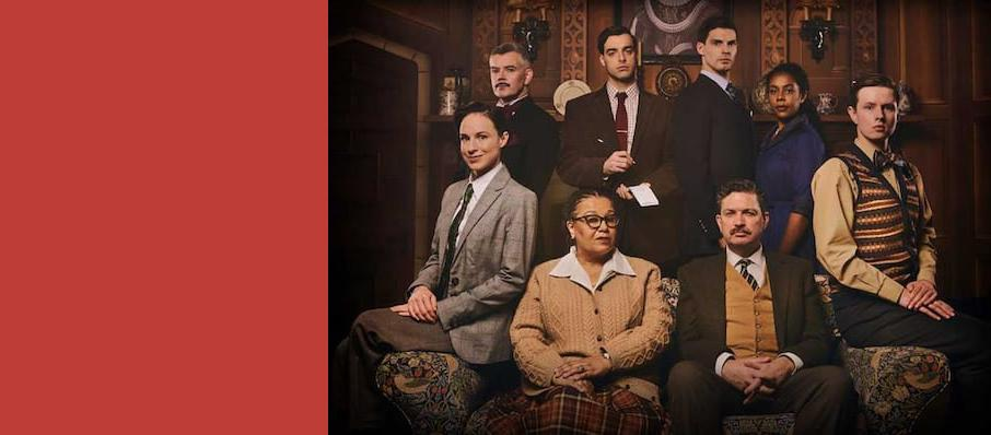 The Mousetrap, St Martins Theatre, Sheffield