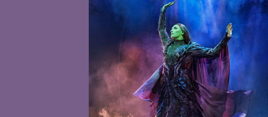 Wicked, Apollo Victoria Theatre, Sheffield