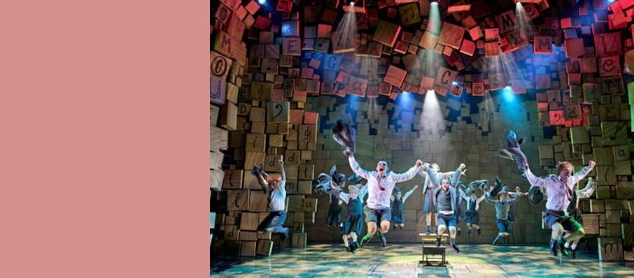Matilda The Musical, Cambridge Theatre, Sheffield