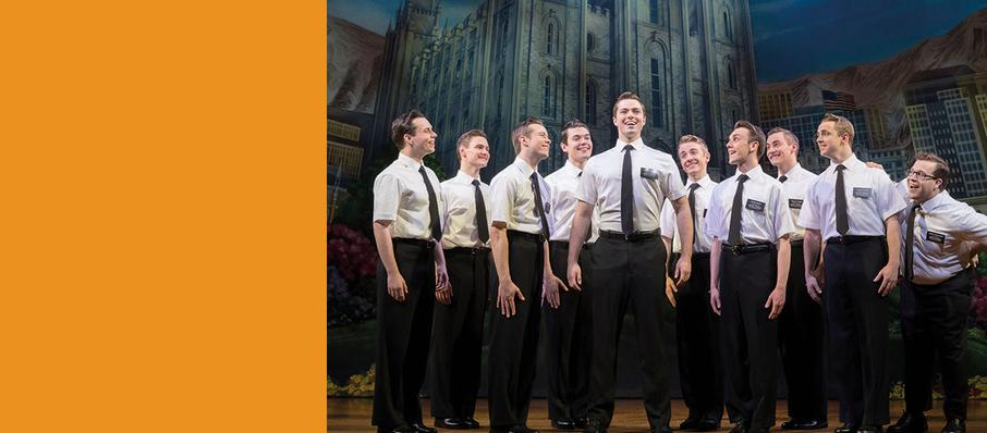 Book of Mormon, Prince of Wales Theatre, Sheffield